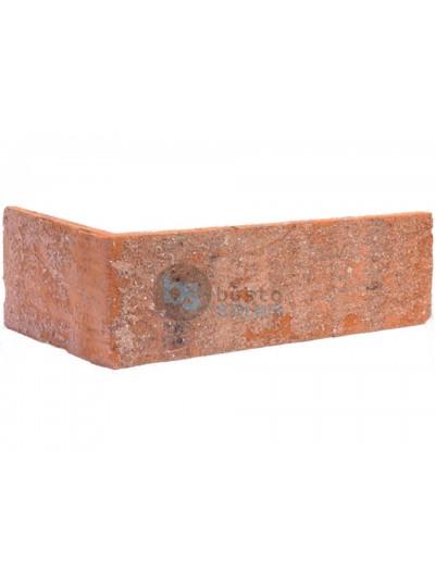 Klinkerinė kampinė sendinta plytelė Brick street, Kaina už vnt.