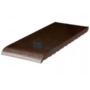Klinkerinė palangė 150x120x15 Ruda glazūra