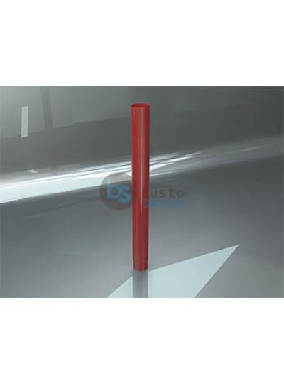 Lietvamzdis L=3000 mm, RAL 9005-juoda; 125/90