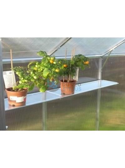 Prieskonių, gėlių auginimo/sirpinimo lentyna